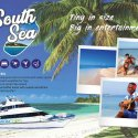 1. South Sea Island Day Cruise