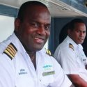 4. Captain and crew of South Sea Cruises