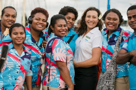Fiji Welcome Pack: Meet & Greet + Accommodation
