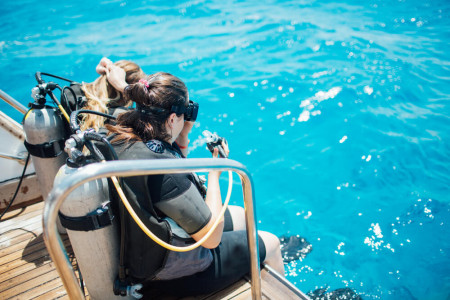 Open Water Diver Course | Aqua Trek Beqa