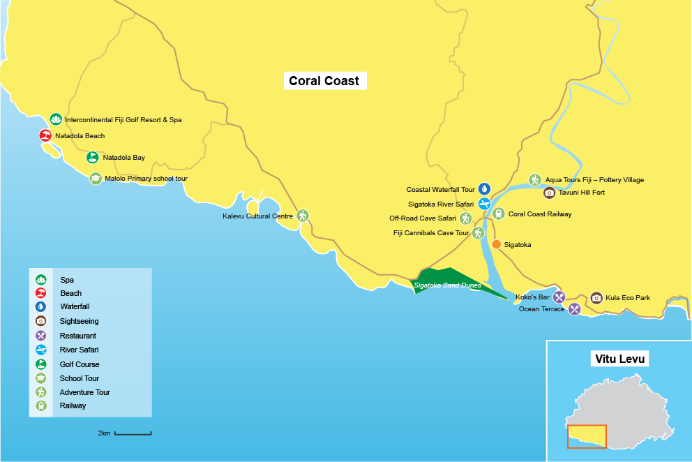 Coral Coast Fijibookingscom