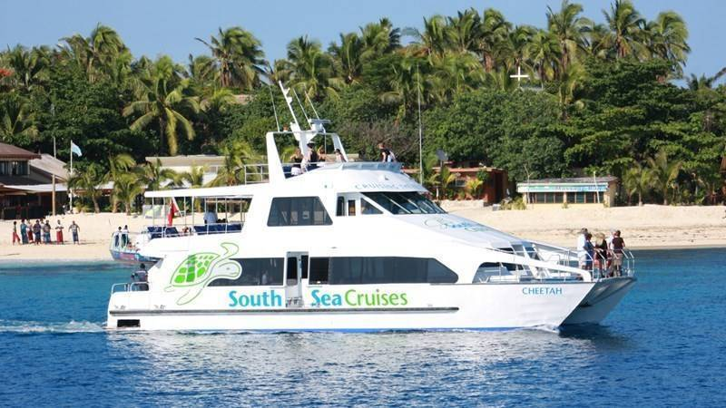 South Sea Cruises Daytrips and Transfers